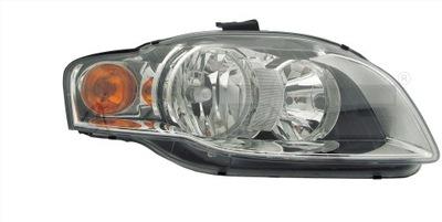REFLEKTOR LAMPA TYC AUDI A4 (8EC, B7)