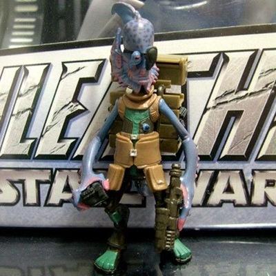 STAR WARS CLONE ROBONINO bounty hunter
