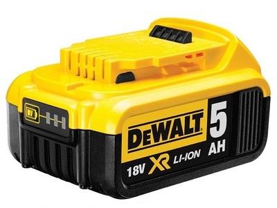 Náhradná batéria pre - DEWALT XR DCB184 18 V 5,0 Ah Li-Ion batéria