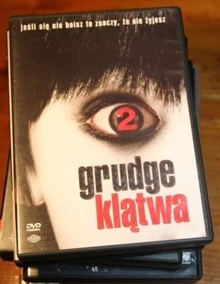 KLĄTWA 2    DVD