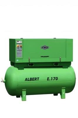 NOWY KOMPRESOR SRUBOWY ATMOS Albert E170 18,5Kw