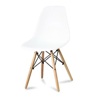 PARIS MILAN LOGANO СТУЛ DSW стулья белое 553AB
