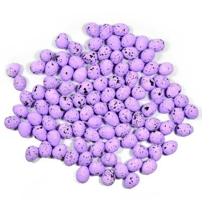 Яйца пятнистые фиолетовый 2 см 100 штук яйцеклетки