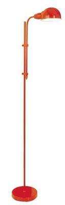 lampy Retro JOZEFA 2043998 Orange Kovové