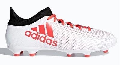 4c5a0912b Buty adidas X 17.3 FG S82365 43 1/3 6997777142 - Allegro.pl