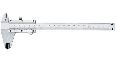 Posuvné meradlo - MERANIE KALIBERU MERANIE PRESNOSTI 0,05 MM 150MM