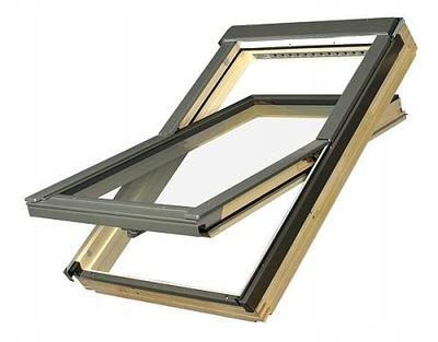 Окно-окна крыши FAKRO FTP-V U4 66x140