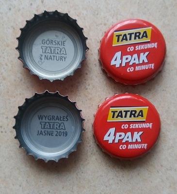 Kapsel z piwa TATRA wygrałeś piwo 2019