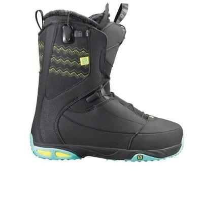 Damskie Buty Snowboardowe Salomon Pearl 23,5 cm 5053305341