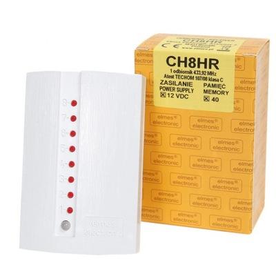 CH8HR-het - bol vybavený rádio PRIJÍMAČ, ELMES