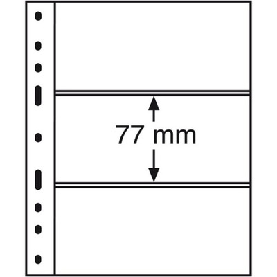 Leuchtturm - strona Optima 3 C na banknoty itp