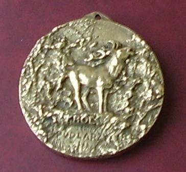 медаль Король Pudłarzy Охоты