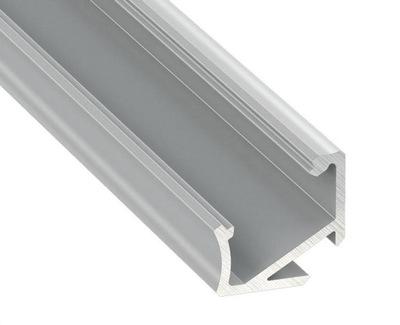 Алюминиевый профиль для ленты лента LED H 2м 30 /60st