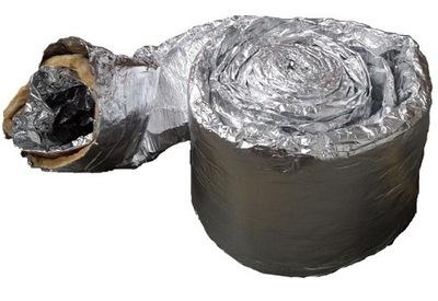 Rukáv izolované POKRYTIE pre kanál 200x90 10mb