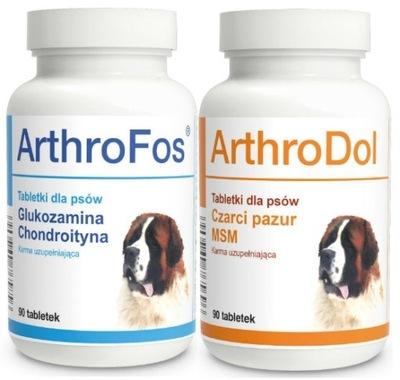 Дольфос ARTHROFOS + ARTHRODOL ПОСЛЕ 90tab НА пруды СОБАКА