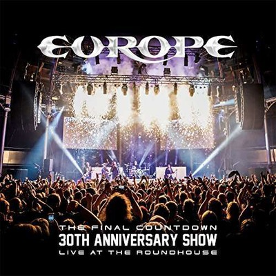 EUROPE The Final Countdown DELUXE-EDITION LP+CD+BR