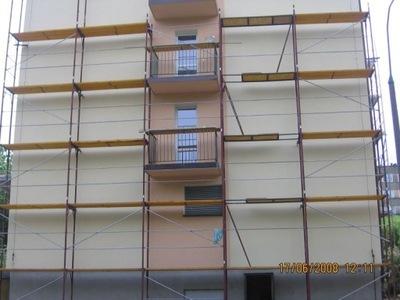 Строительные ЛЕСА ФАСАДНЫЕ строительные ЛЕСА 360M2 новые