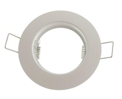 Lampa, luster, svietidlo -  Oprawa oprawka halogenowa LED Stała ODLEW + GU10