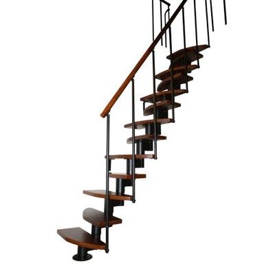 Лестница КОРА модель Марля (120) 13 элементов