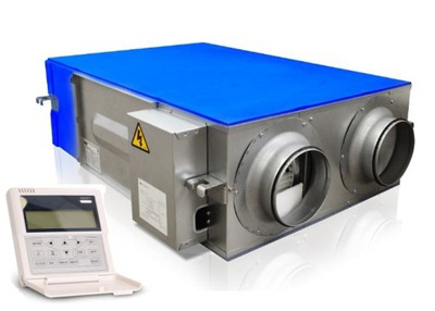 рекуператор центральная HR ERGO 350 м3/ч + драйвер