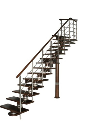 Лестница КОРА-Морено 200 vertical Л -90 12 элементов