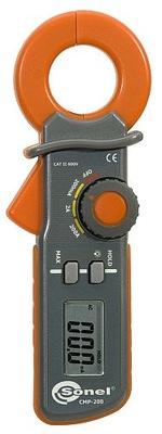 Sonel Digitálny merač zvodový prúd svorka CMP-200