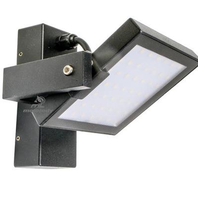 Lampa Sconces vonkajšej fasády LED, 9W Naświe