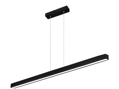 Prívesok lampa, 120 cm LED black 16.6 V 1998lm