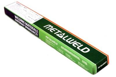 Elektrody Metalweld rutylowe 1.6/250mm 1kg RÓŻOWE