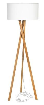 Podlahová lampa/PODLAHOVÝ stojan, DUB, ODTIEŇ 155cm