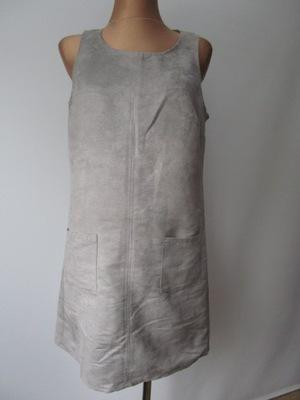b01ca6a311 38 40 Urocza sukienka Nev Look elastyczna - 69 (7545613596 ...