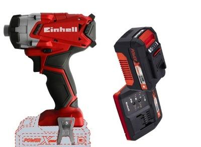 Rázový uťahovák - EINHELL IMPACT WRENCH 18V 140 Nm TE-CI 18 Li 4,0 Ah