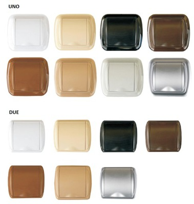 CENTRÁLNE VYSÁVAČE ZÁSUVKY USM UNO / DÔSLEDKU farba