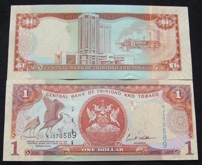 BANKNOT 1 DOLLAR TRYNIDAD I TOBAGO UNC !!! OKAZJA
