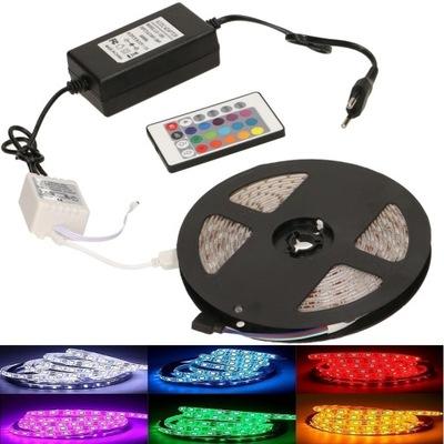 лента 300 LED RGB Планка 5 ? . SMD цветная пульт