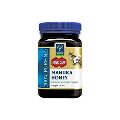Манука мед ГГО 550+ 500 г Оригинал