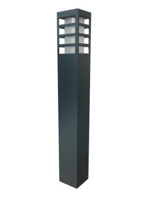 ОСЛО Лампа для сада пост квадратный 75 см