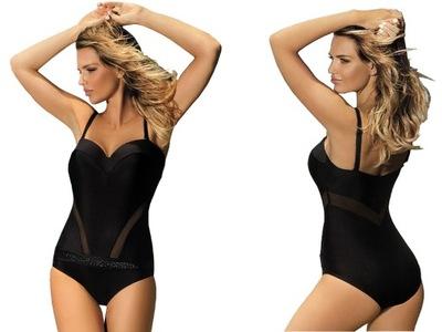 0a277bf231284f F&F kostium strój czern monkini 44 85D B665 - 3859690103 - oficjalne ...
