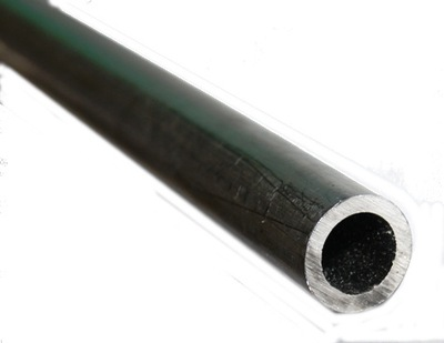 Труба трубка алюминиевая fi 30 стенка 3мм 1 метр