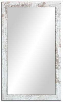 Zrkadlo - Lustro w stylu shabby 100x60 cm skandynawski