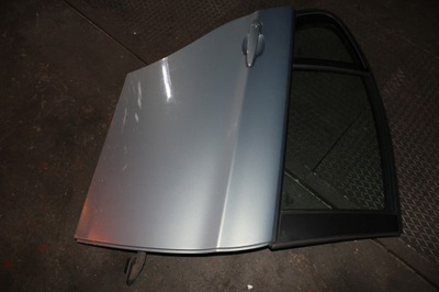 BMW E90 DRZWI SEDAN TYLNE PRAWE TITANSILBER 354
