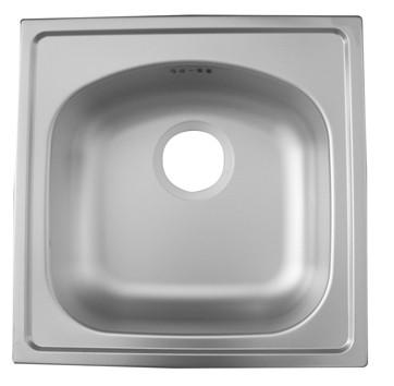 Kuchynský drez - zlew stalowy Iris Alterna ALTN 951057