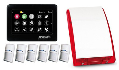 ROPAM ALARM NeoGSM-IP wi-fi iOS Android x6 BOSCH
