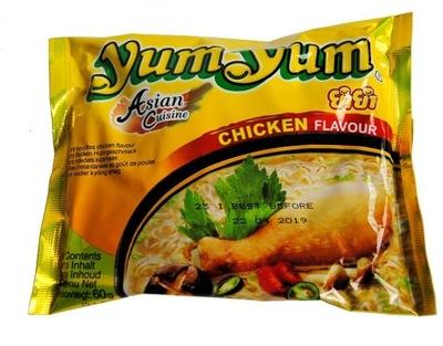 суп Тайский Вкус Курицы ням Ням 60 г Вкусная
