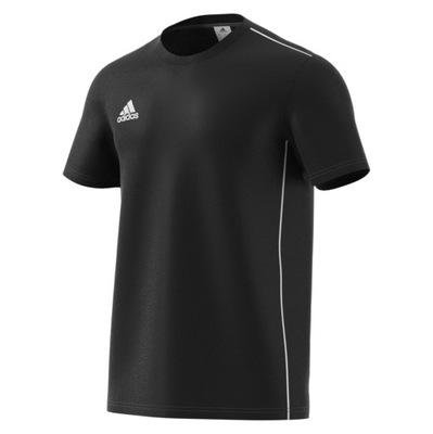 Koszulka bawełniana ADIDAS CORE 18 size 3XL BLACK