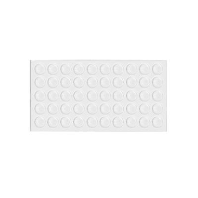 отбойник силиконовый 10x1.5мм ЛИСТ 50шт