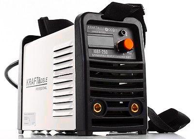 Zváračka, príslušenstvo - Zvárací invertor 250A IGBT MMA Inverter LCD