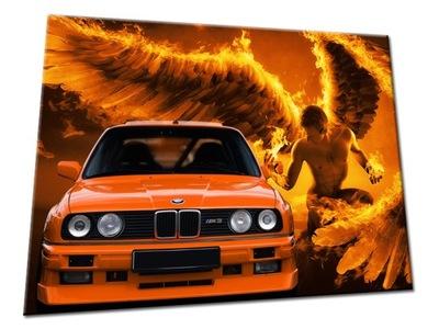 BMW BANER 2X1,5M ПОДАРОК PLAKAT TABLICA SZYLD E30