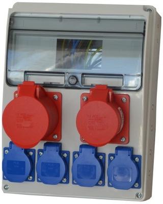 Распределительное устройство строительная пс электрическая PCE