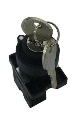 Prepínač 0-1 so kľúč zapaľovania pohon Prepínač